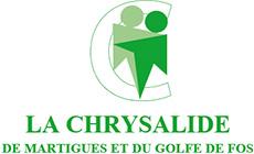 logo La Chrysalide : association de Parents et Amis de Personnes Handicapées Mentales - Martigues, Golf de Fos sur mer