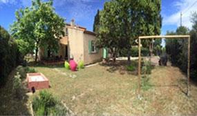 Villa Entressen FAM l�'escale